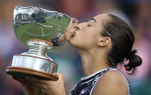 Каролин Гарсия триумфира в Нотингам