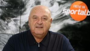 """Венци Стефанов: Божинов в Славия - чия глава го роди? Левски хубаво му се """"отблагодари"""""""