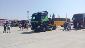 Страст към камионите и рекордните над 5500 посетители на TRUCK EXPO 2019
