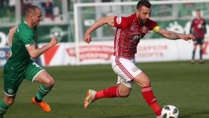 Бодуров стана играч на сезона, според фенския вот
