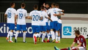 Словения избухна с пет гола в Рига (видео)