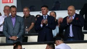 Боби Михайлов се изниза след загубата