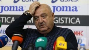 Венци Стефанов: Мога да подкарам всички национали - не лъвове, а мишки
