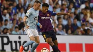 В Барселона се безпокоят за Тодибо