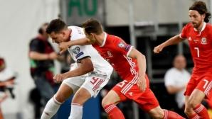 Късен гол зарадва Унгария срещу Уелс