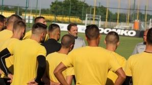 Двама холандци тренират с Ботев (Пд)