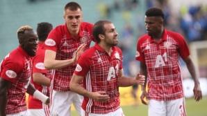 Пълната програма на ЦСКА-София за новия сезон в Първа лига