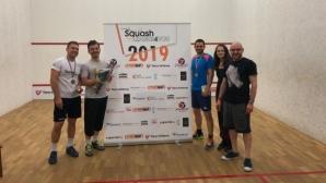 Изненадите в Squash League 4You продължиха и в третия турнир