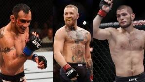 Хабиб: Не Макгрегър, а Фъргюсън заслужава бой за титлата ми