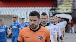 Стражът на Локомотив Горна Оряховица Християн Славов напусна клуба