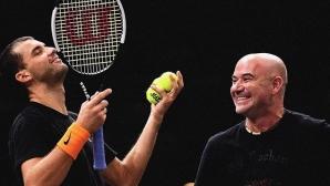 Григор Димитров пред Gio: Искам да оставя следа в тениса