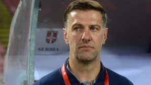 Кръстаич беше уволнен от националния отбор на Сърбия