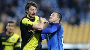 Левски на финални преговори за Кристиан Димитров