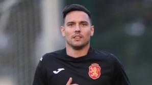 Балъков ще връща Георги Миланов в националния
