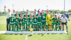 Наградиха най-добрите отбори и играчи на VIVACOMCUP