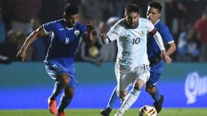 Аржентина е с по-големи шансове от Бразилия на Копа Америка, смятат читателите на Sportal.bg