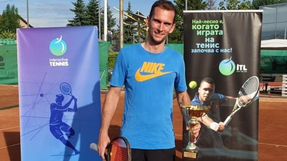 Иван Златанов е шампионът в категория 500 на ITL Challenger