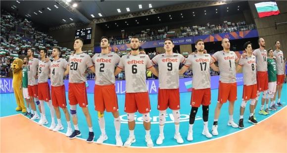 България с Цветан Соколов и дебютанти на турнира в Бразилия