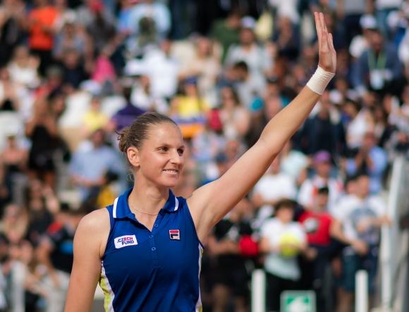 Каролина Плишкова стигна до втория кръг в Бирмингам, Сабаленка и Свитолина...