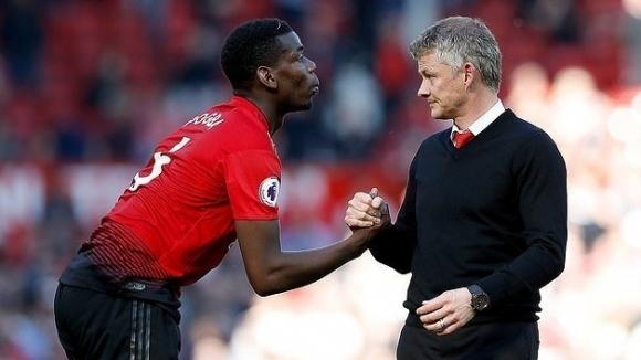 Юнайтед предлага на Погба половин милиона паунда...