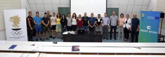 Стартираха онлайн обученията по проекта на БОК - SMART SPORT за следсъстезателна адаптация на спортистите