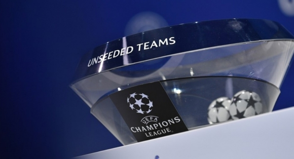 Пълният жребий за първия кръг на Шампионската лига