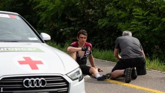 """Герант Томас ще защитава титлата си на """"Тур дьо Франс"""""""