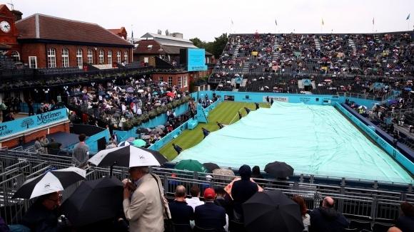 История в развитие: дъждът отново създаде бъркотия в Куинс