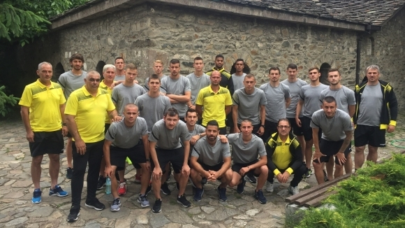 """Жълто-черните"" посетиха Батак"