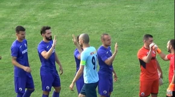 Етър започна с победа при Росен Кирилов