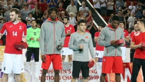 Двама българи в идеалния отбор на IHF Emerging Nations