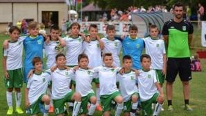 Български тим остави зад себе си куп грандове на международен турнир в Хърватия