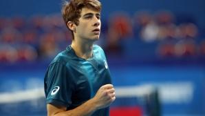 Донски се класира за втория кръг на турнир в Тулуза