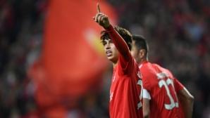 Бенфика официално опроверга, че води преговори с Атлетико за Жоао Феликс