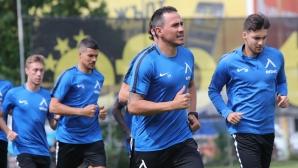 Преодолими отбори за Левски в първия кръг в Лига Европа