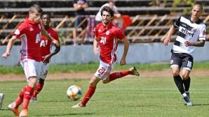 ЦСКА-София 1:0 Локо (ГО), гледайте тук