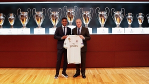 Родриго към феновете на Реал: Надявам се да ви донеса много радост