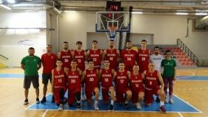 Младежите победиха Северна Македония в Скопие
