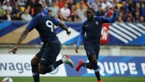 Франция и Румъния стартираха с победи на европейското до 21 години