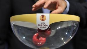 Рома и Айнтрахт започват от втория кръг на Лига Европа (пълният жребий)