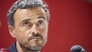 Официално: Луис Енрике се оттегля от националния тим на Испания