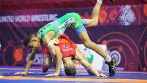 Още двама наши борци ще спорят за медали на ЕП за кадети