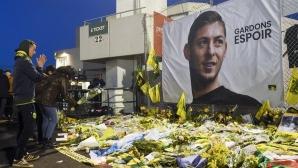 Арестуваха 64-годишен във връзка със смъртта на Емилиано Сала