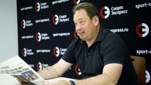 Слуцкий: Никога не бих водил Спартак (М), а за Челси ми е рано