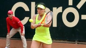 Елица Костова стартира с успех в Монпелие
