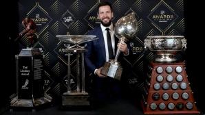 Кучеров спечели приза за най-полезен играч в НХЛ