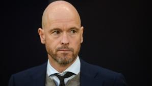 Официално: Тен Хаг подписа нов договор с Аякс
