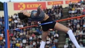 Ласицкене спечели турнира в Чехия с изравнен личен рекорд