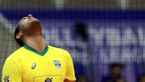 Йоанди Леал: Беше удивително да играя за националния отбор на Бразилия тук
