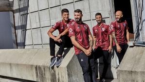 Новият екип на Ривър вдъхновен от Торино